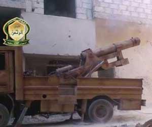Оружие сторон, участвующих в боевых действиях в Сирии, Ираке и в целом на Ближнем Востоке