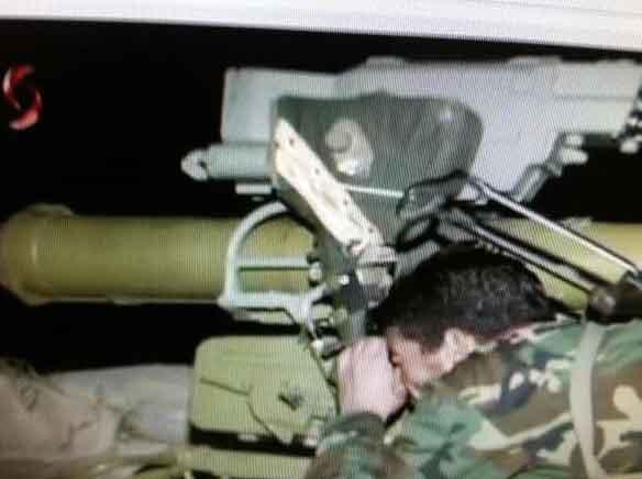 Асадовцы сегодня ночью. оборона Хасаки