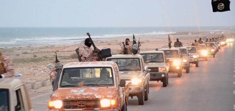 Пока весь мир спит, ИГИЛ празднует новые успехи и на этот раз Ливия