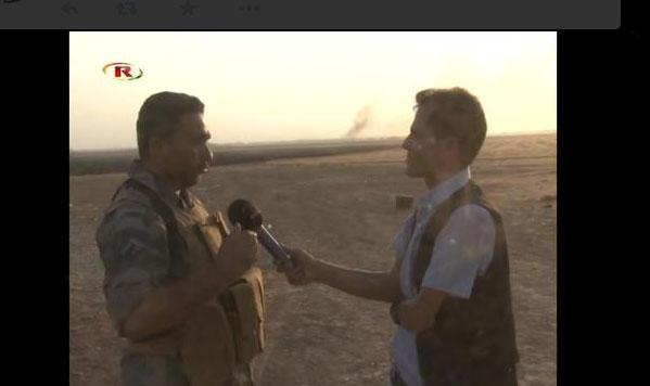 союзники курдов Liwa al-Tahrir