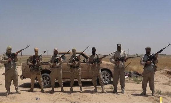 Снайперская школа ИГИЛ