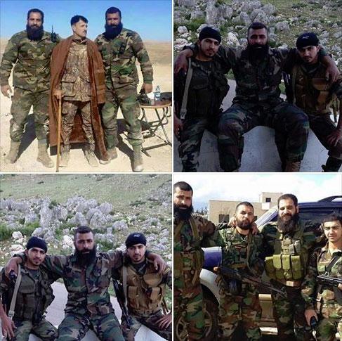 «Tiger Force» Mohamad Kaltoum  погиб от пули снайпера