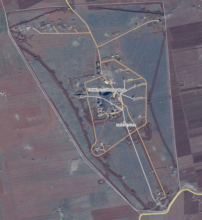 Радарная станция