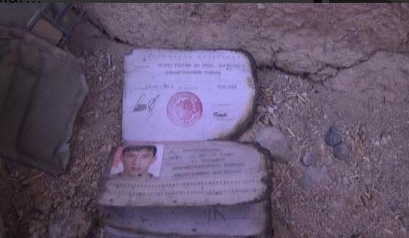 Боевики ИГИЛ убитые в Тель Абъяд въехали через Турцию