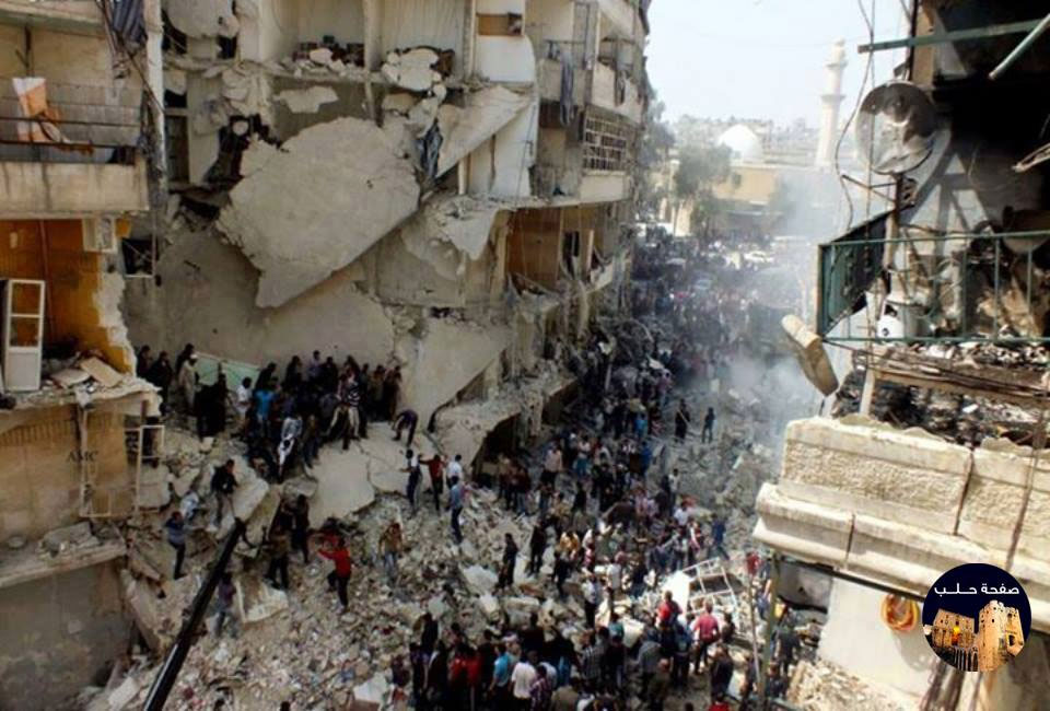 """Бочковые бомбы Асада """"AssadBarrels"""""""