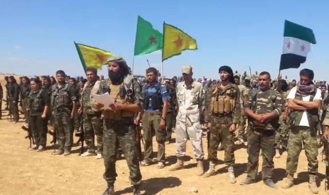 Bildergebnis für курдские отряды самообороны