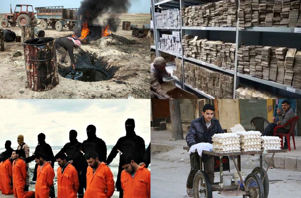 ИГИЛ экономика