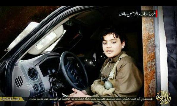 ИГИЛ расширяет систему самоубийц подрывников за счёт детей
