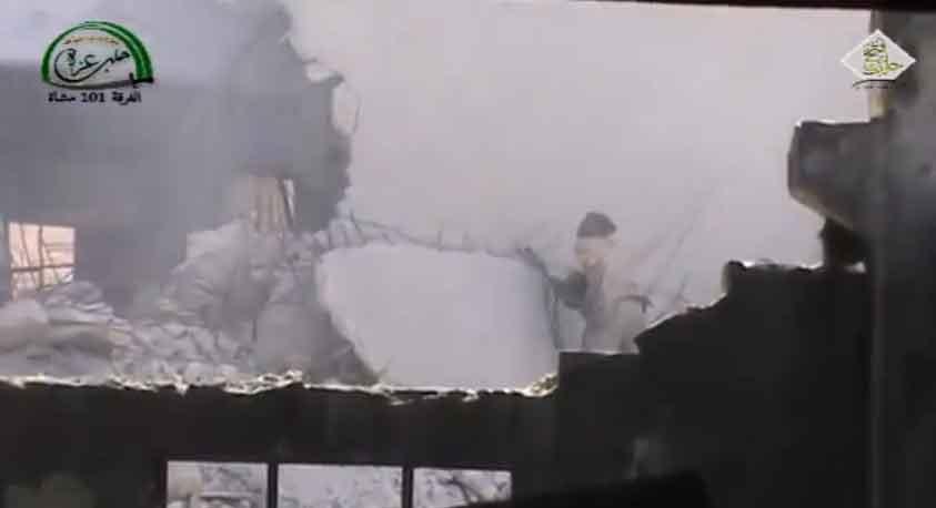 Алеппо, бои за каждое здание.. оппозиция в наступлении