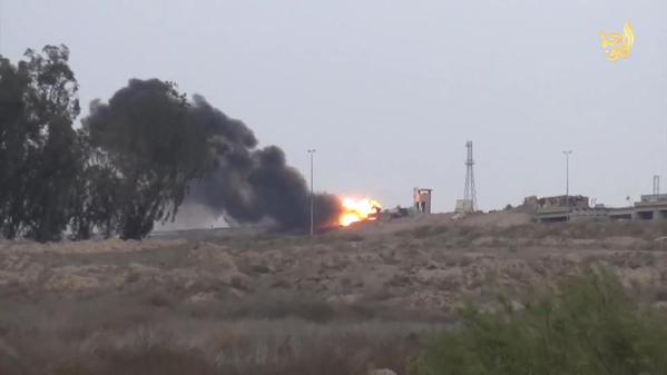"""Сейчас ПТРК """"Корнет-Э"""" активно применяются ИГИЛ против Иракской армии"""
