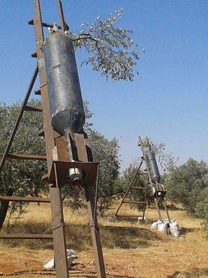 Elephant rockets