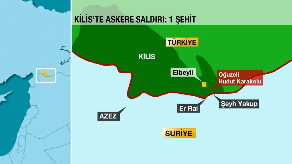Турки уже на территории Сирии