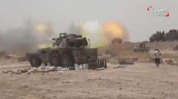 САУ G6 «Rhino» в Йемене