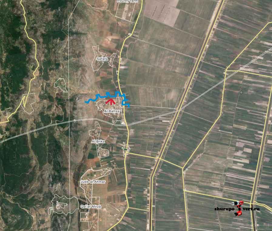 Последние новости о контратаки Асада в провинции Идлиб, на равнине Габ, Сирия