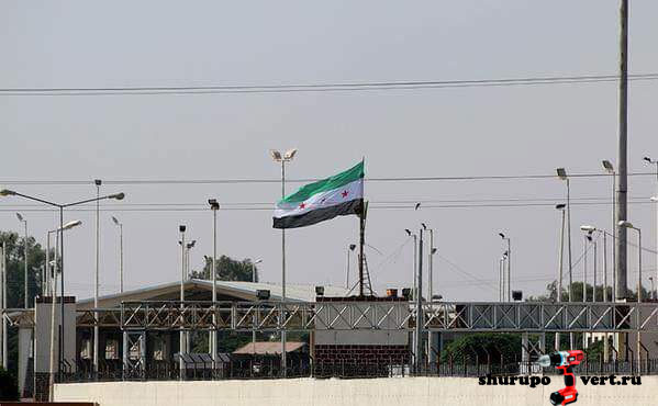 Пограничный переход в Тель Абъяд передан под управление FSA