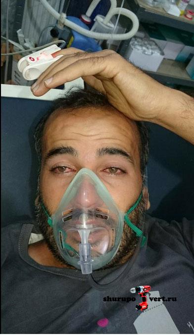 Признаки химической атаки ИГИЛ в Северном Алеппо