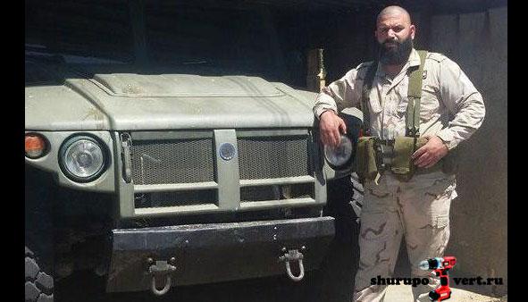 Россия начала более активно снабжать оружием Асада: БТР-82, автомобиль Тигр