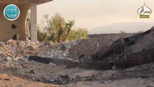 Третье наступление Асадовцев на равнине Габ провалилось