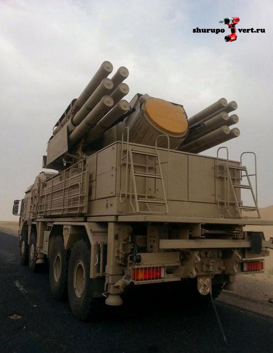 Йемен: самое современное оружие: 155-мм гаубица M777 от BAE Systems и зенитные комплексы Панцирь-С1 на базе MAN