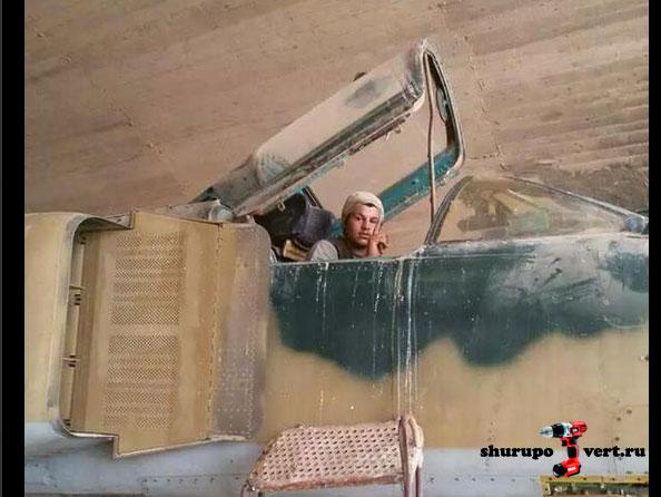 Авиабаза Abu Dhour (Абу Дахур) захвачена силами оппозиции!