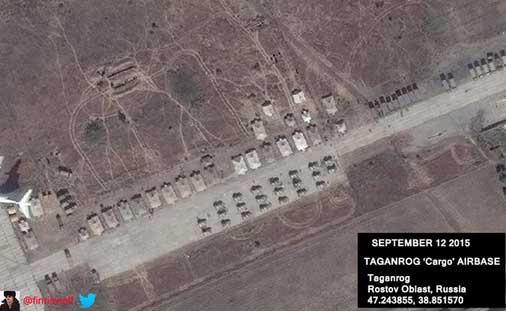 Все говорит о подготовке переброске наземной группы российских войск в Сирию