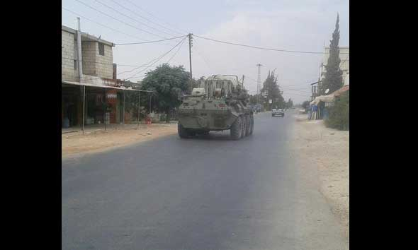 Российские войска в Сирии, фото факт