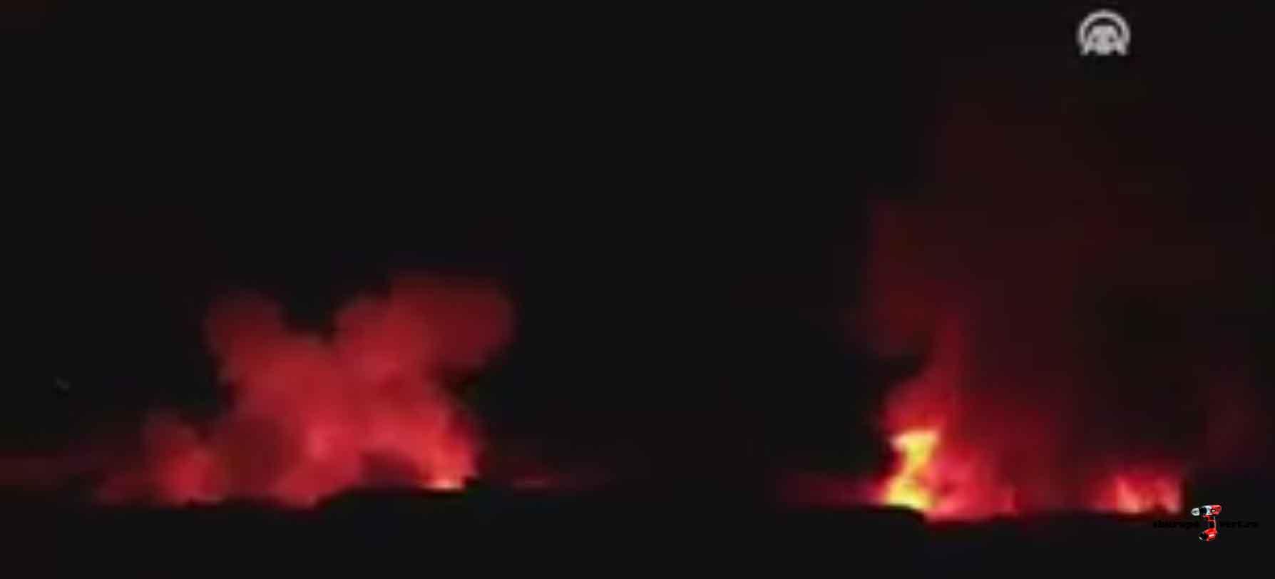Новеллы Сирии: зажигательные бомбы