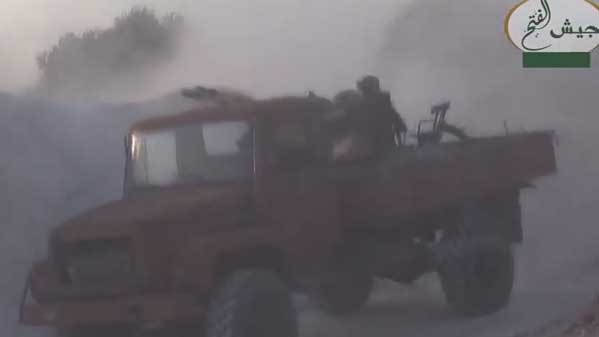 Ожидаемое свершилось: Мощный штурм позиций Асада в анклаве Аль-Фуа и Кафрая