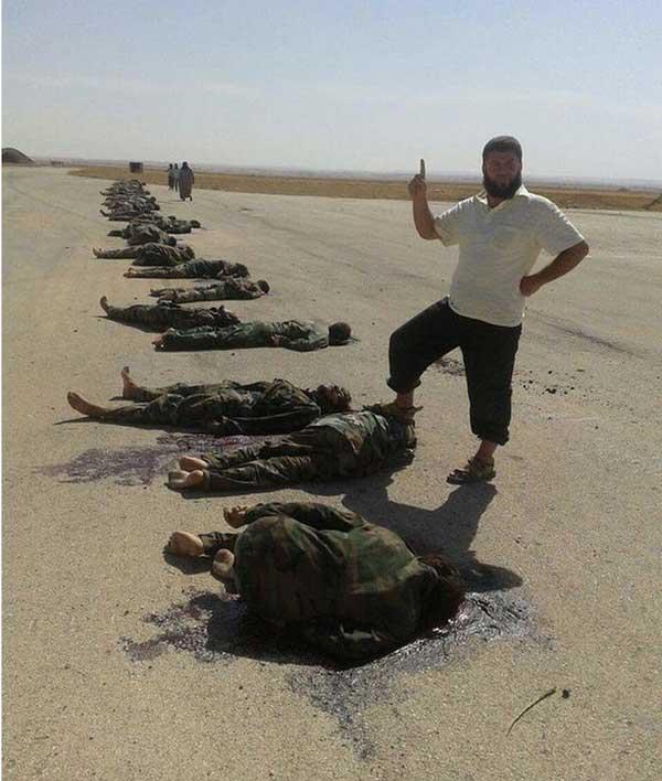 Абу Дахур, военнопленные были расстреляны - причина, отказ Асада обмениваться