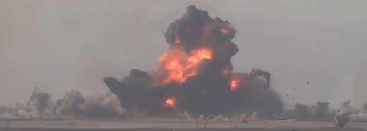 Штурм Аль-Фуа и Кафрая: захвачена одна из ключевых позиций Tell al-Khirbah