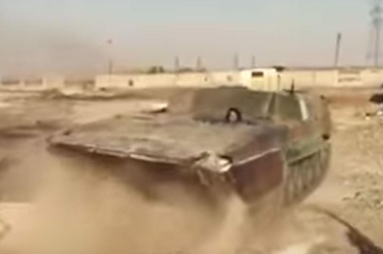 Техника использованная для атаки смертников на анклавы шиитов, лояльные Асаду группировкой Джабахат-аль-Нусра