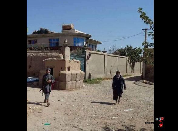 Талибы взяли штурмом город Кундуз, один из крупных городов Афганистана