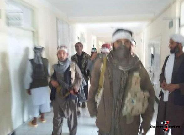Афганистан - талибы штурмуют город Кундуз, на севере в Афганистана