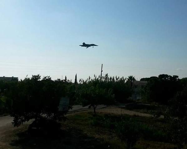 СУ- 34 прибыли в поддержку российского ограниченного контингента в Сирии