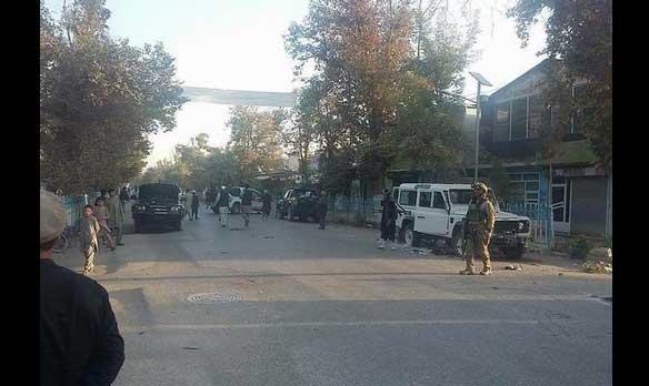 Кундуз снова под контролем правительственных войск и спецназа НАТО