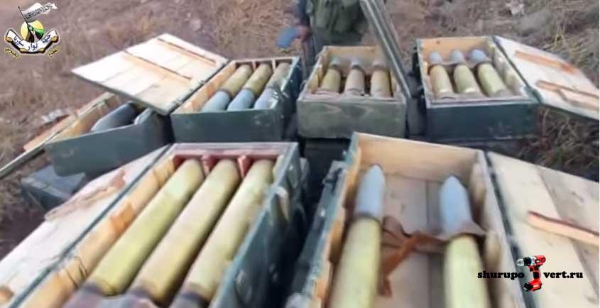 Очередные трофеи сил оппозиции, захваченные в результате наступательных действий в Кунейтра