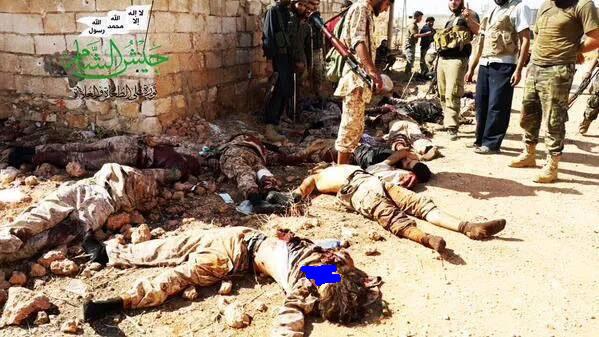 ИГИЛ снова атаковала сирийскую оппозицию в Северном Алеппо