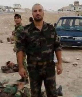 Погиб командующий гарнизоном военного аэродрома Кувейрис (Южный Алеппо, Сирия)