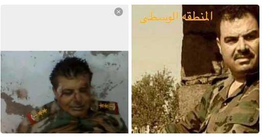 В боях с оппозицией гибнут высшие офицеры Ирана, Хезболлы и армии Асада