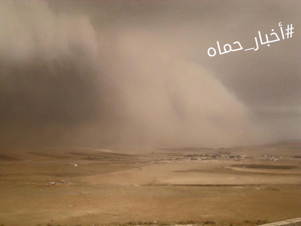 Песчаная группа в Хама, авиация отдыхает
