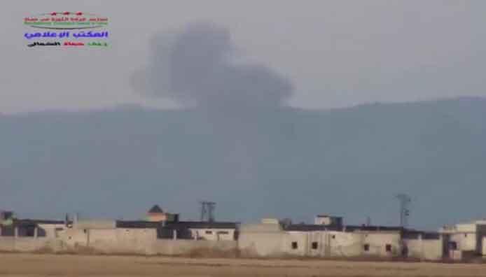 Авиация Асада потеряла еще один самолет: МИГ-21, в провинции Хама, Сирия