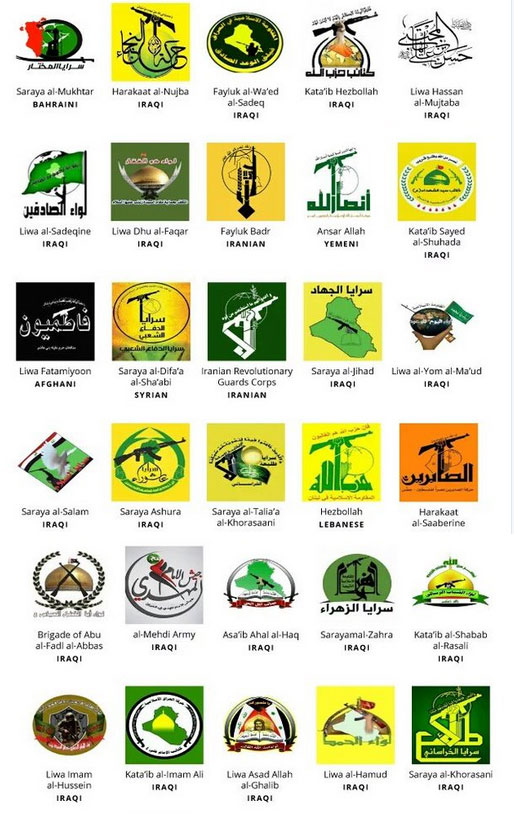 Кто наступает в провинции Алеппо? Инфографика сил Асада в Алеппо