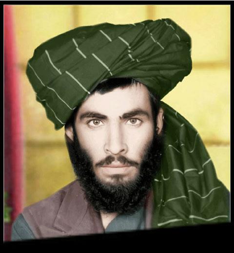 Мулла Омар, фото
