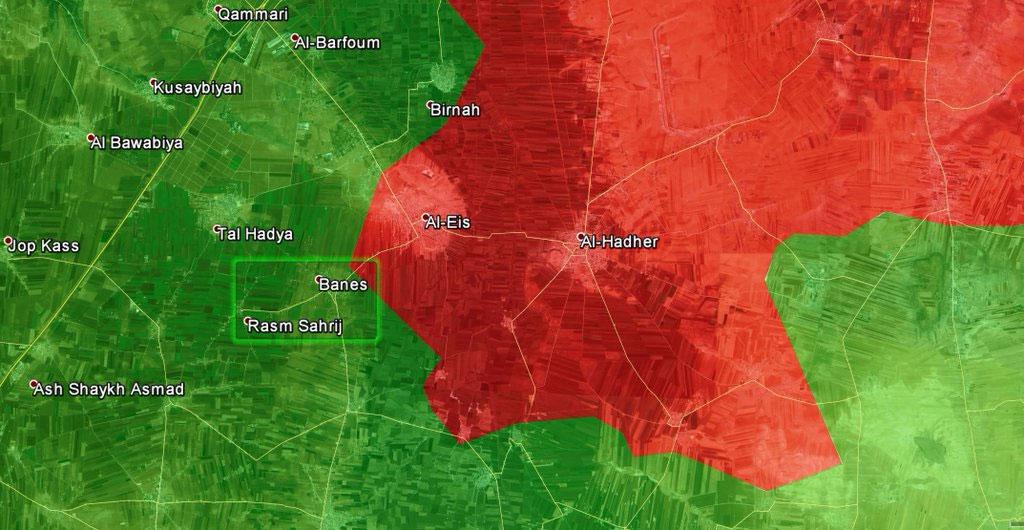 Ожесточенные бои в Южном Алеппо, сирийская оппозиция контратакует