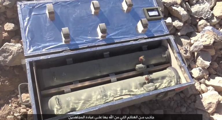 Боевики ИГИЛ вернули все потраченные ракеты ПТРК, силы Асада любезно их оставили, ведь Россия их бескорыстно предоставит еще...