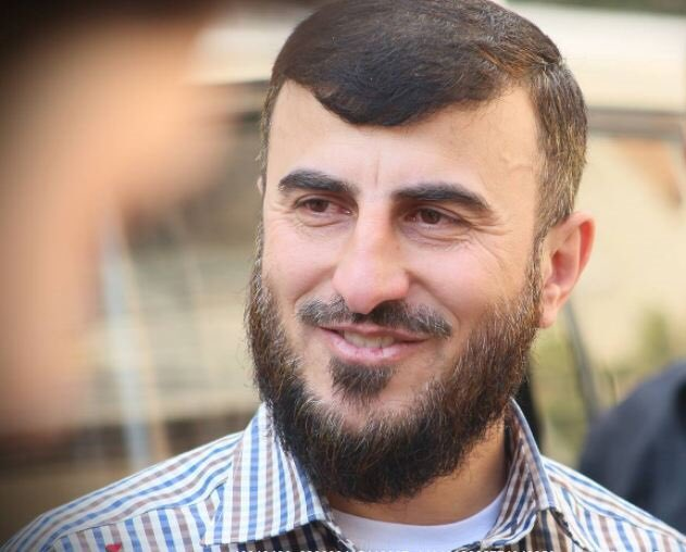 Российская авиация убила лидера Исламского фронта Zahran Alloush (Джаиш-аль-Ислам)