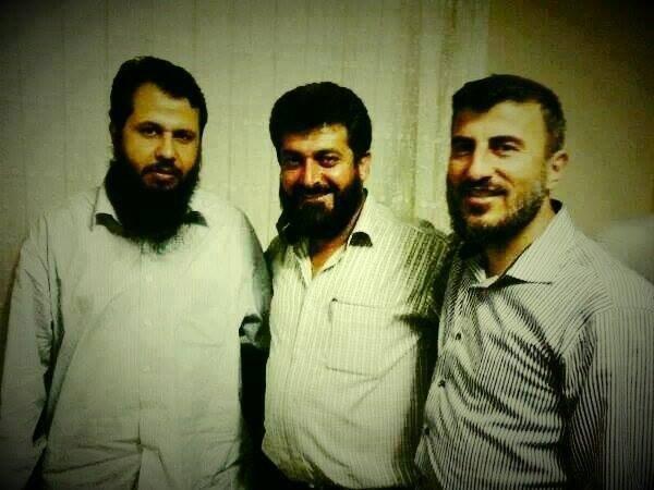 Российская авиация убила лидера Исламского фронта Zahran Alloush (Джаиш-аль-Ислам)