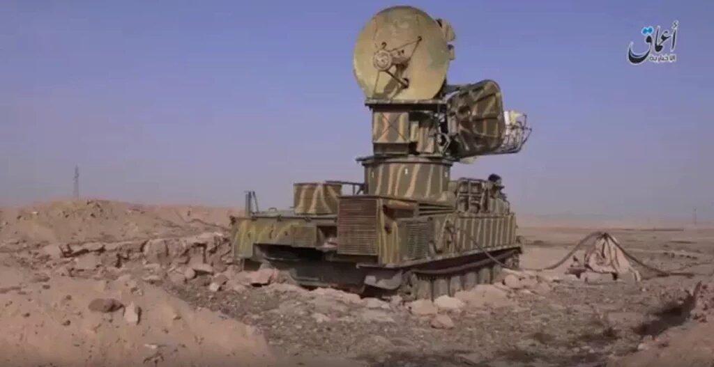 Битва за Дейр-эз-Зор, Сирия, часть 1, послесловие (Карта)