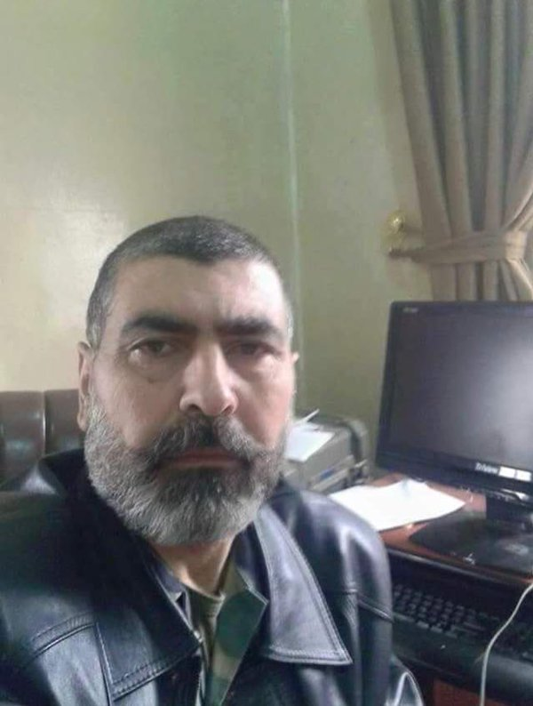 убит бригадный генерал армии Асада:. Samer Amin Ali From Al-Safsafa из Тартуса