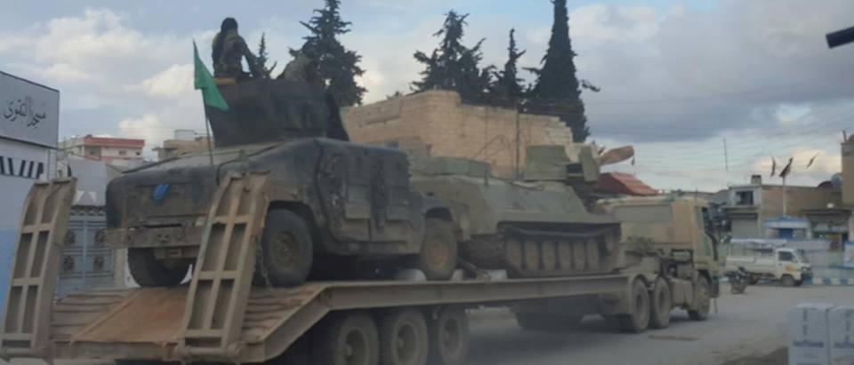 SDF перебрасывает дополнительные силы к Тишринской плотине